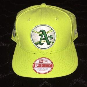 A's baseball SnapBack